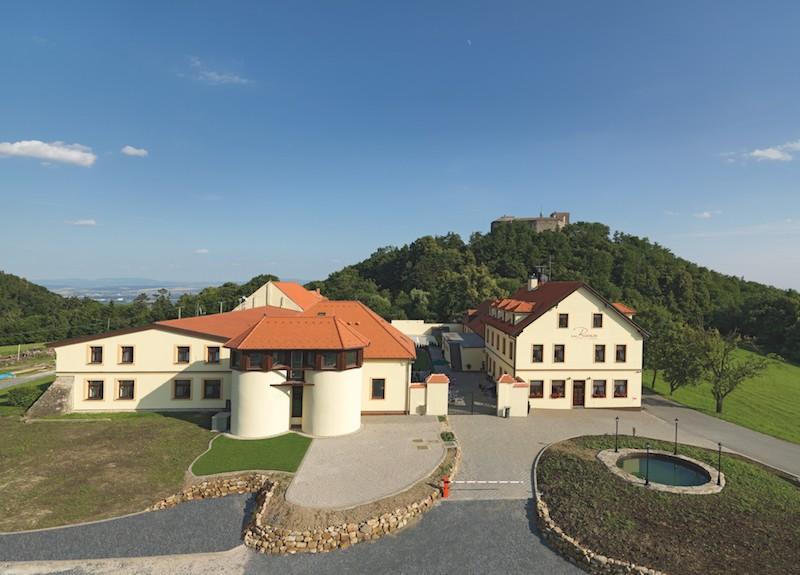 hotel Buchlov