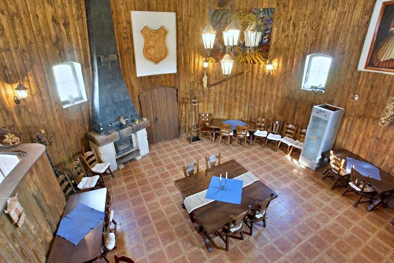 krbovna Bukovanský mlýn