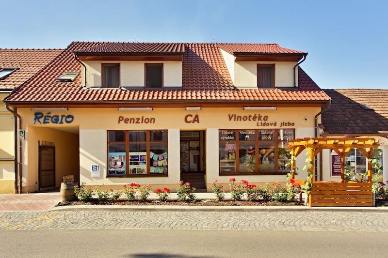 penzion régio
